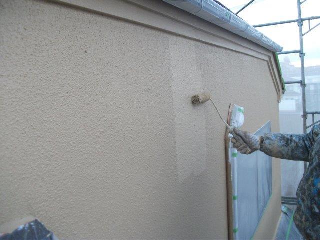 戸建て 外壁塗装工事