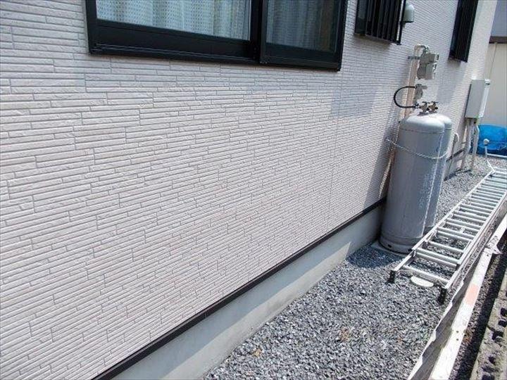 戸建て 外壁クリーニング工事