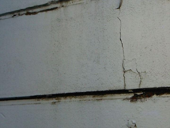 雨漏り原因 外壁・サッシ廻り