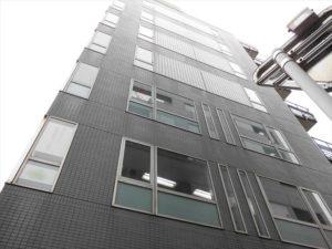 7階建ビル 雨漏り補修工事