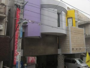 3階建ビル 外部修繕工事