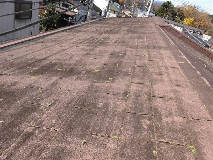 アスファルトシングル屋根 防水工事