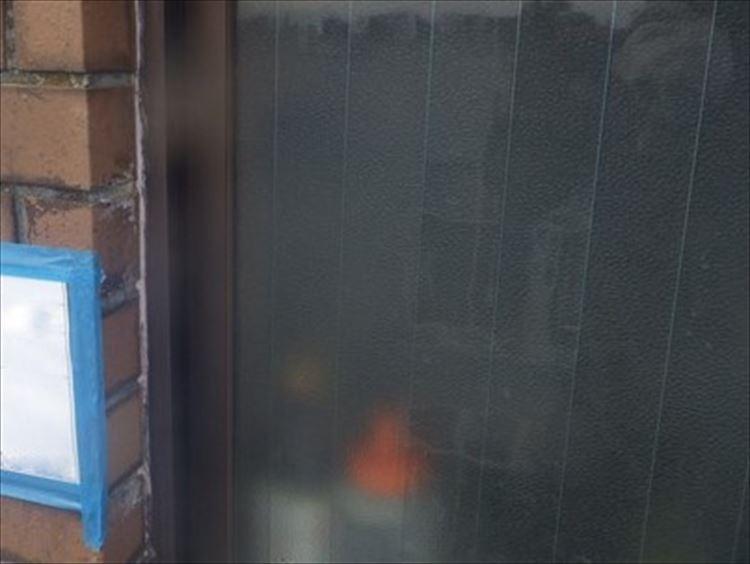 雨漏り補修工事 サッシ廻りシーリング